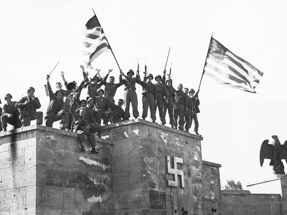 A Alemanha Rendeu-se Duas Vezes na Segunda Guerra Mundial