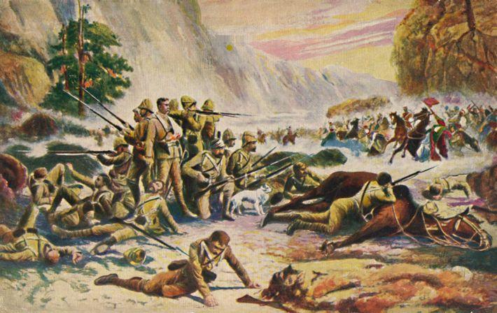 Batalha de Maiwand de 1880