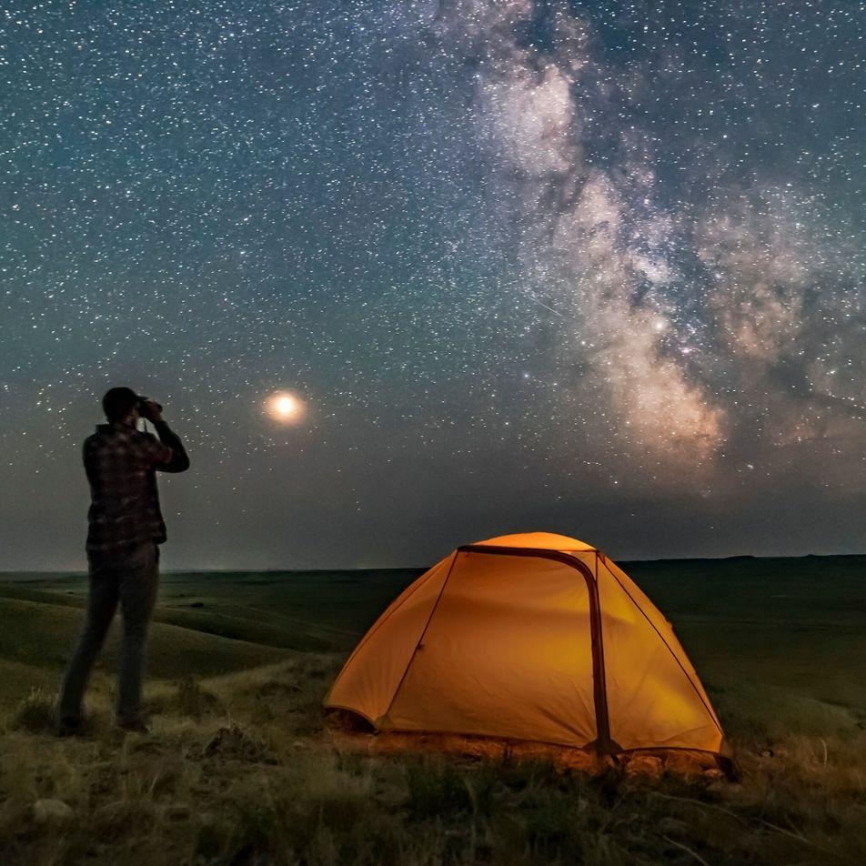 Caminhar à luz das estrelas é a atividade que precisamos neste momento