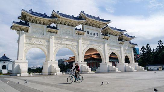 Memorial de Chiang Kai-shek em Taipei