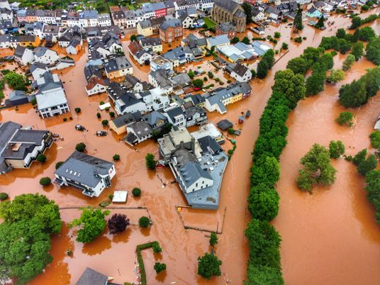Especialistas temem que as inundações mortais na Alemanha sejam um vislumbre do futuro climático