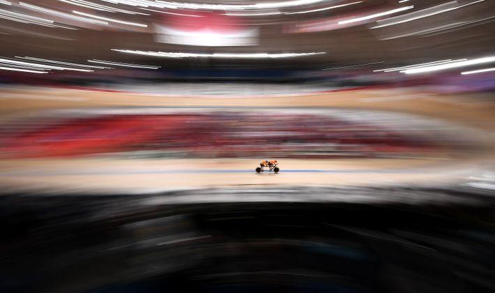 Jogos Paralímpicos de Tóquio 2020 - Dia quatro