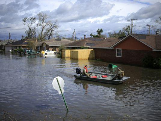 As alterações climáticas estão a alimentar furacões como o Ida
