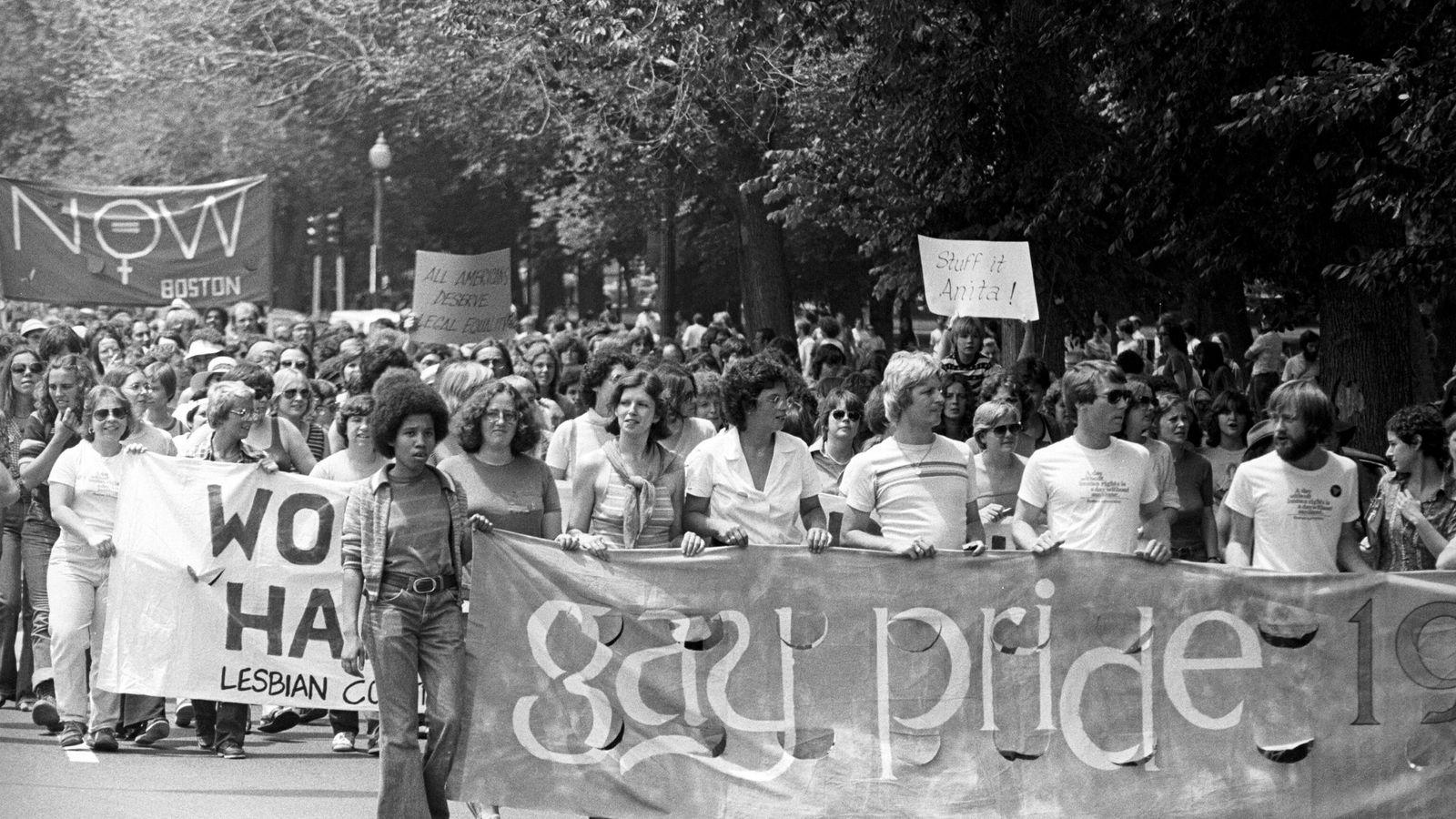 Desfile do Orgulho LGBT