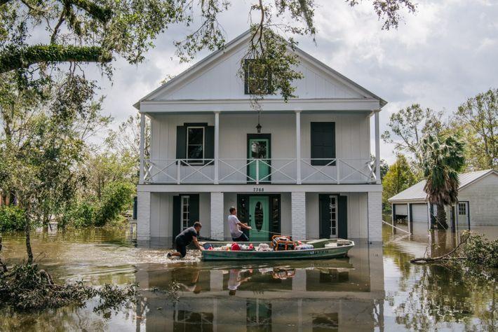 Barataria, no Louisiana