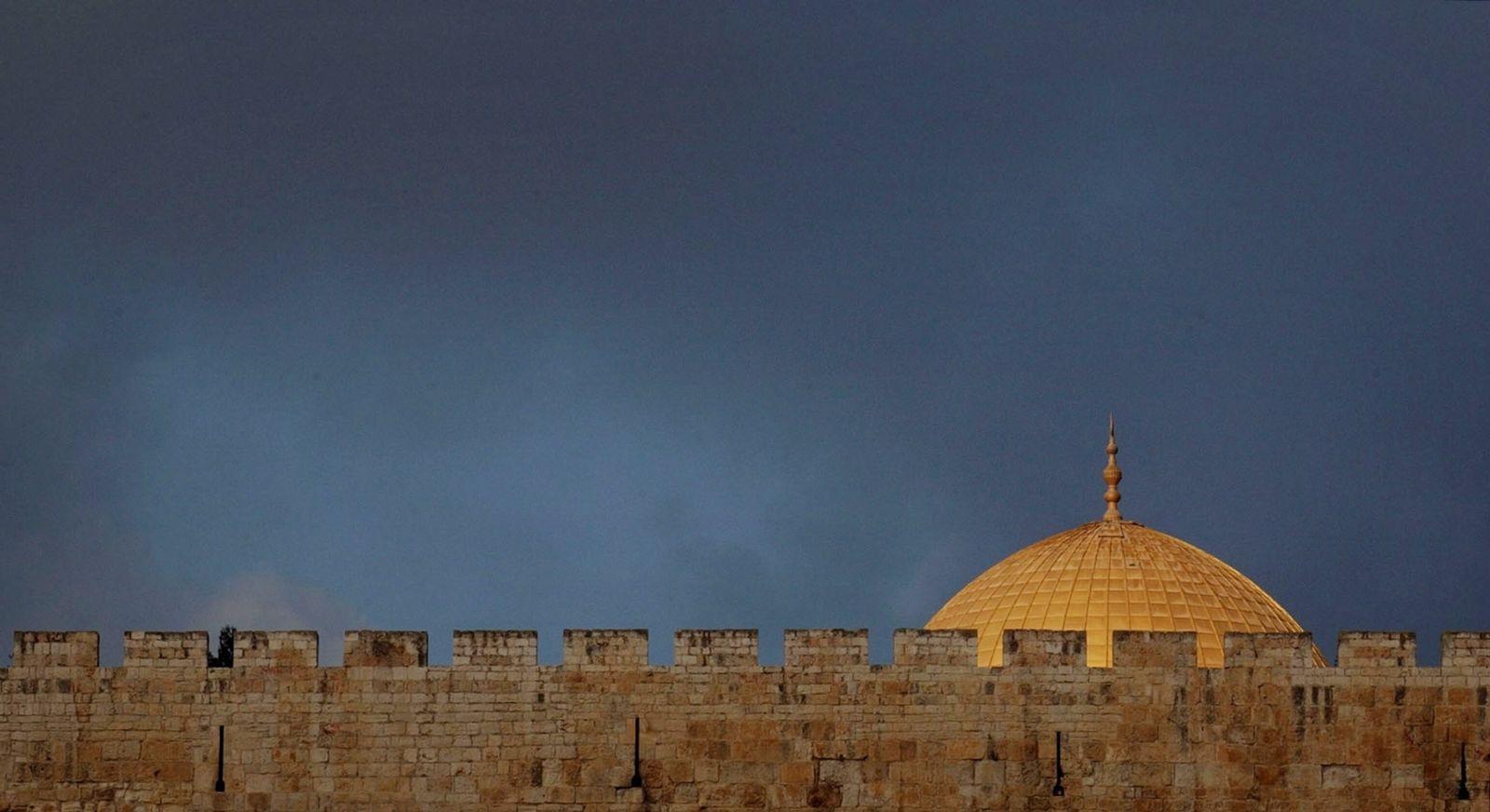 Monte do Templo