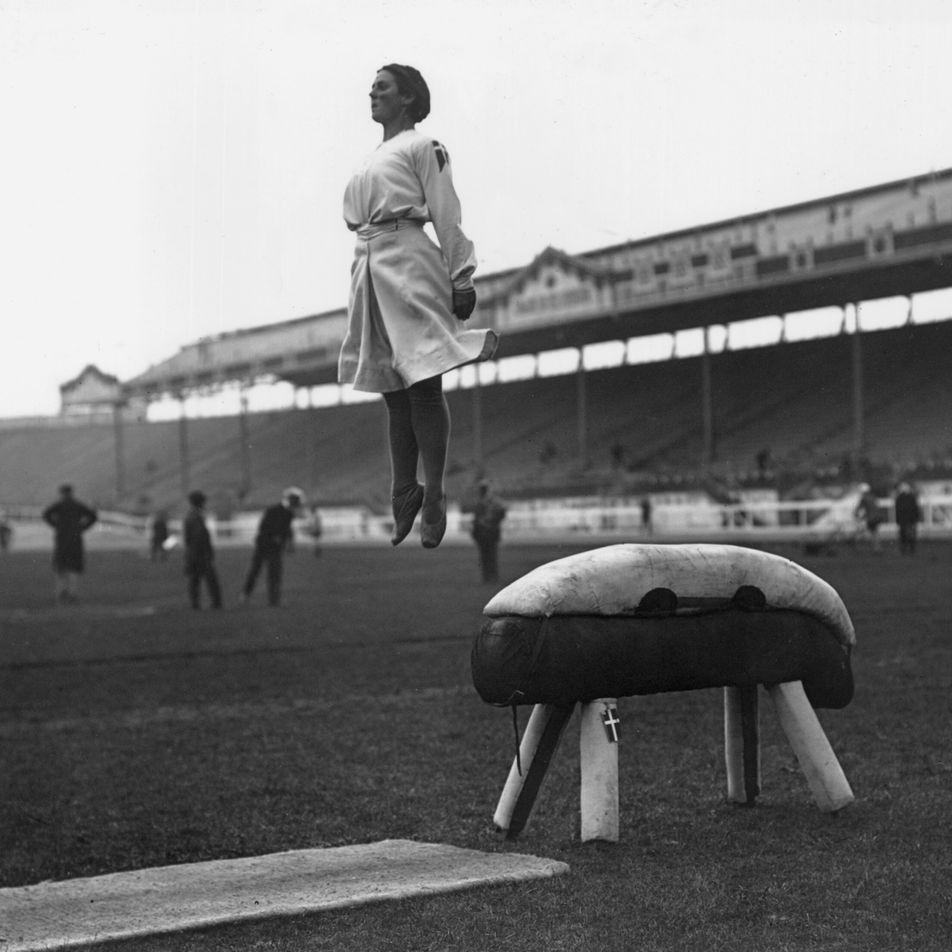 Como a ginástica se tornou numa modalidade olímpica muito apreciada