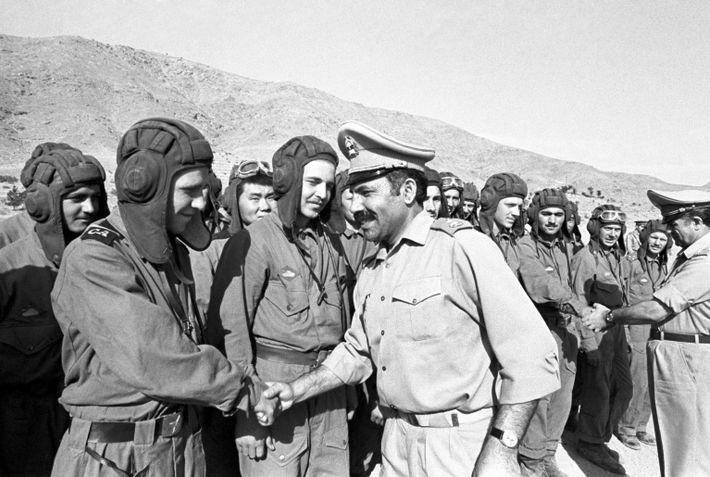 Invasão do Afeganistão pela União Soviética, 1980