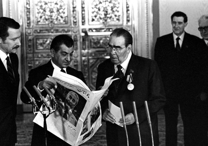 75º aniversário de Leonid Brezhnev