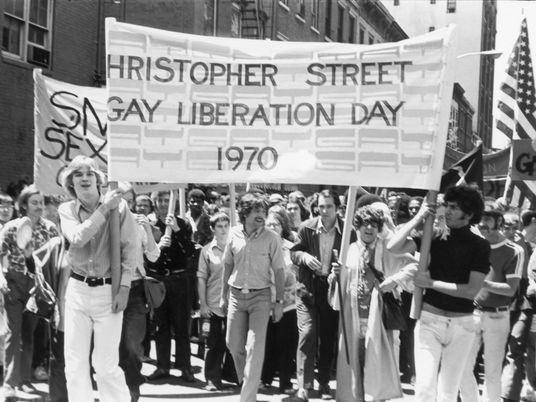 O primeiro desfile do Orgulho LGBTQ – um protesto ruidoso pela libertação homossexual