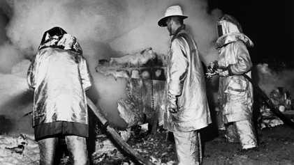 Recordar a Noite em que Caíram Duas Bombas Atómicas – na Carolina do Norte