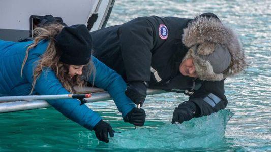 Imagens da Aventura de Gordon Ramsay no Alasca