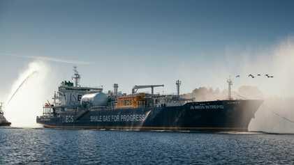 Indústria de plástico europeia está prestes a crescer devido ao fraturamento hidráulico dos EUA.