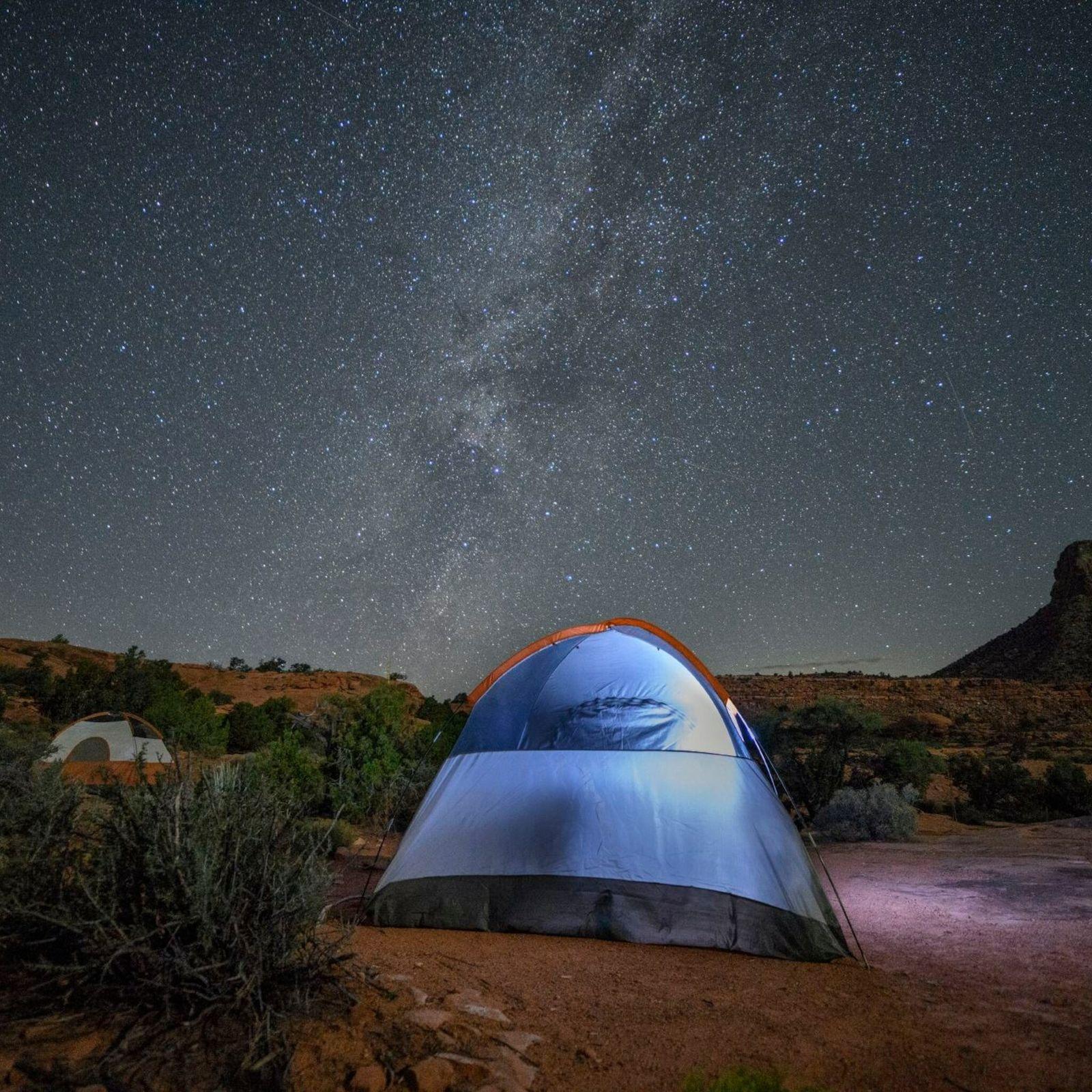 Tenda Brilhante