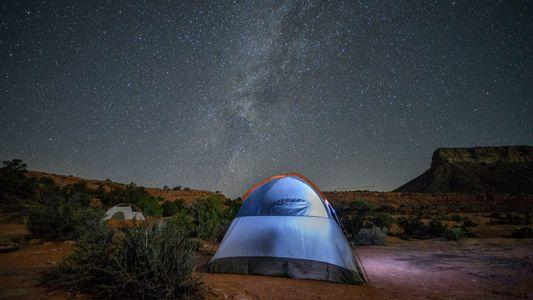 O turismo 'Dark Sky' está em ascensão nos EUA