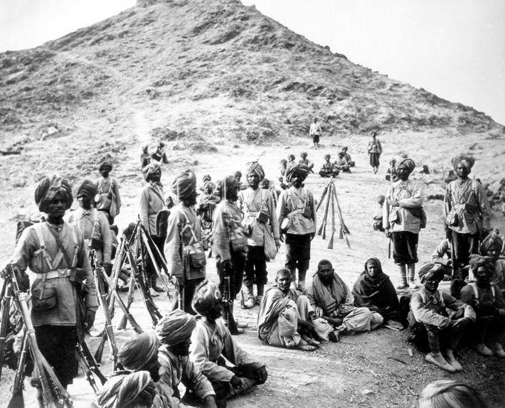 Invasão britânica do Afeganistão