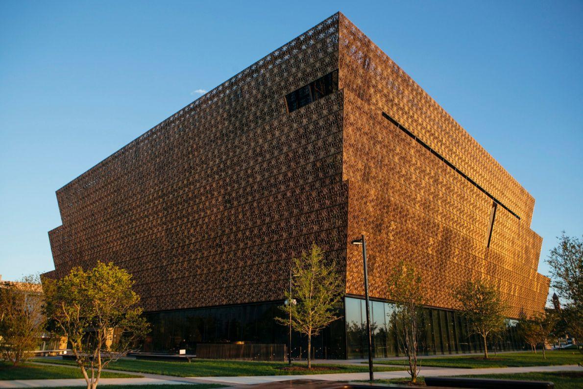 MUSEU NACIONAL DE HISTÓRIA E CULTURA AFRO-AMERICANA, EUA