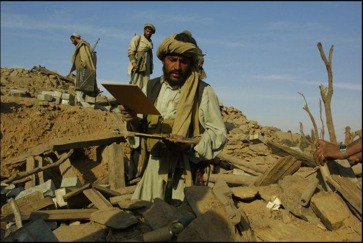 Guerra ao Terror, Afeganistão