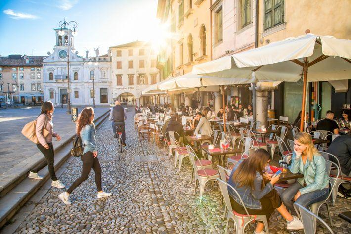 Udine, Itália