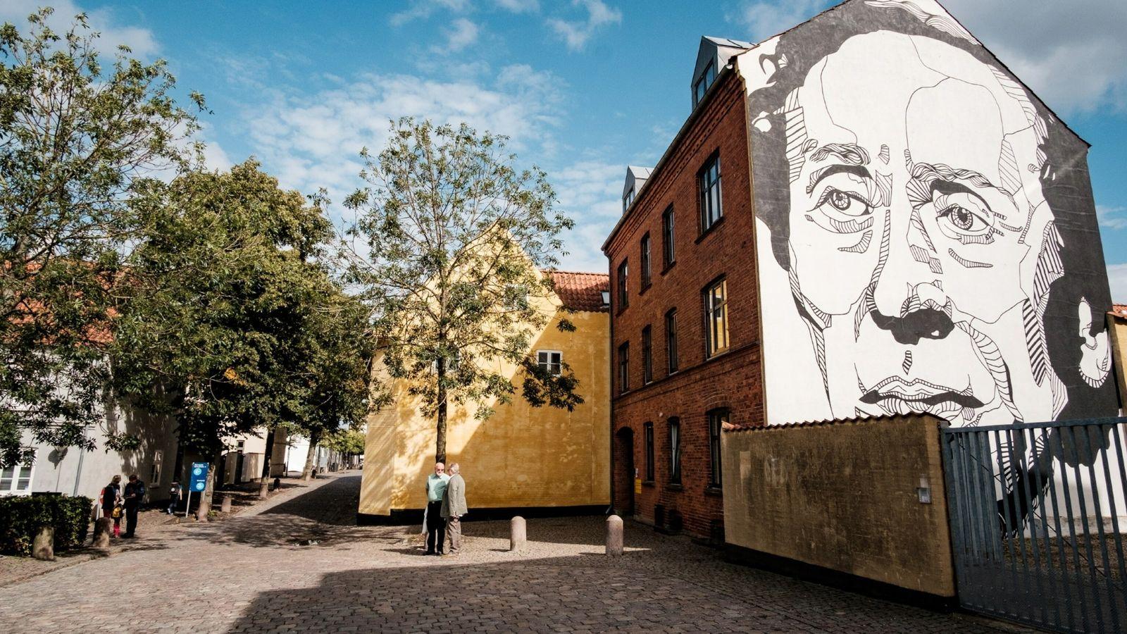 Sul da Dinamraca, turismo, viagens para a cidade de Odense