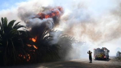 Fumos Tóxicos dos Incêndios Representam Novas Ameaças