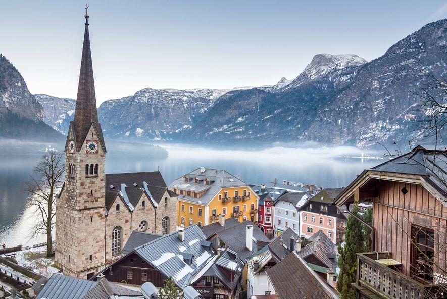 10. Áustria