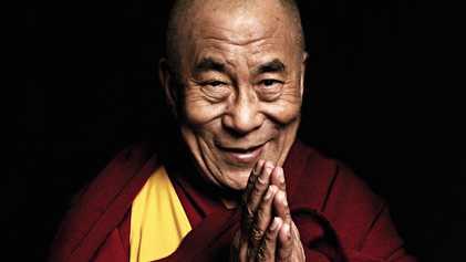 O Guia de Dalai Lama para a Felicidade