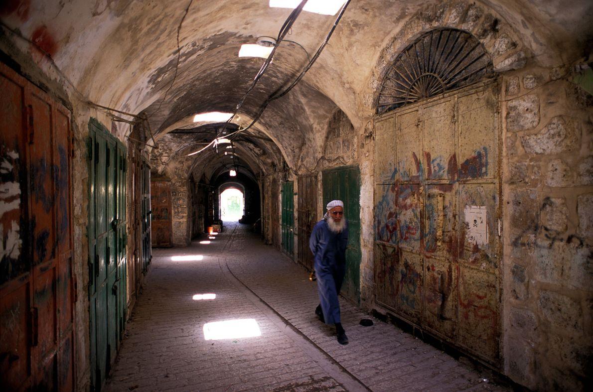 CIDADE VELHA DE HEBRON/AL-KHALIL, Património Mundial da UNESCO