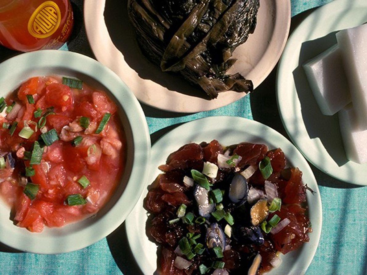 Coma Comida Autêntica do Havai, Oahu