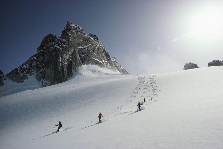 esqui glaciar Vowel