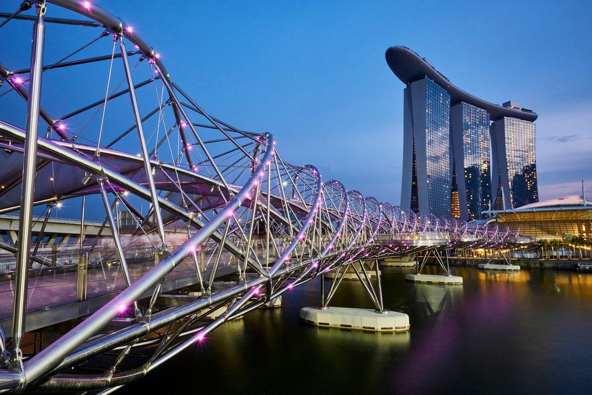 Ponte Helix: Singapura