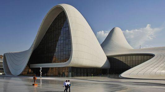 Fotografias Surreais da Arquitetura Pós-Soviética