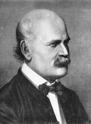O médico húngaro Ignaz Semmelweis foi pioneiro em práticas antissépticas, mas foi ridicularizado pelo seu trabalho ...