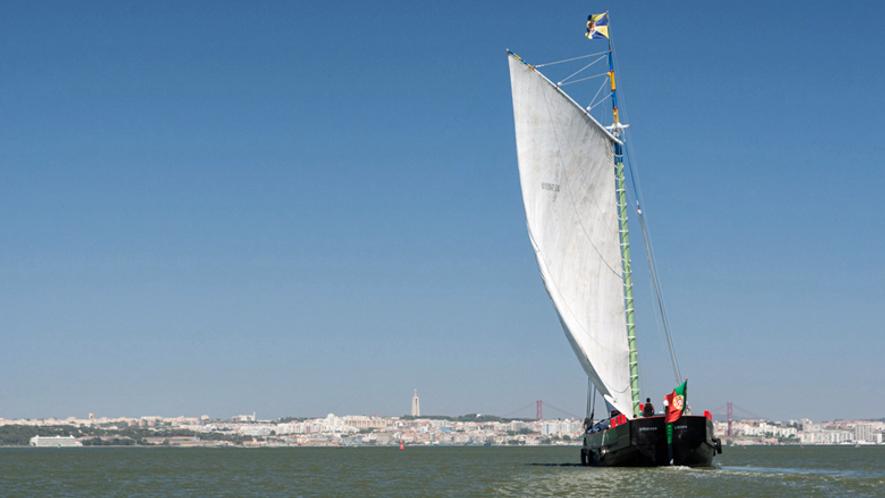 Cultura náutica vivida na cidade do Seixal.