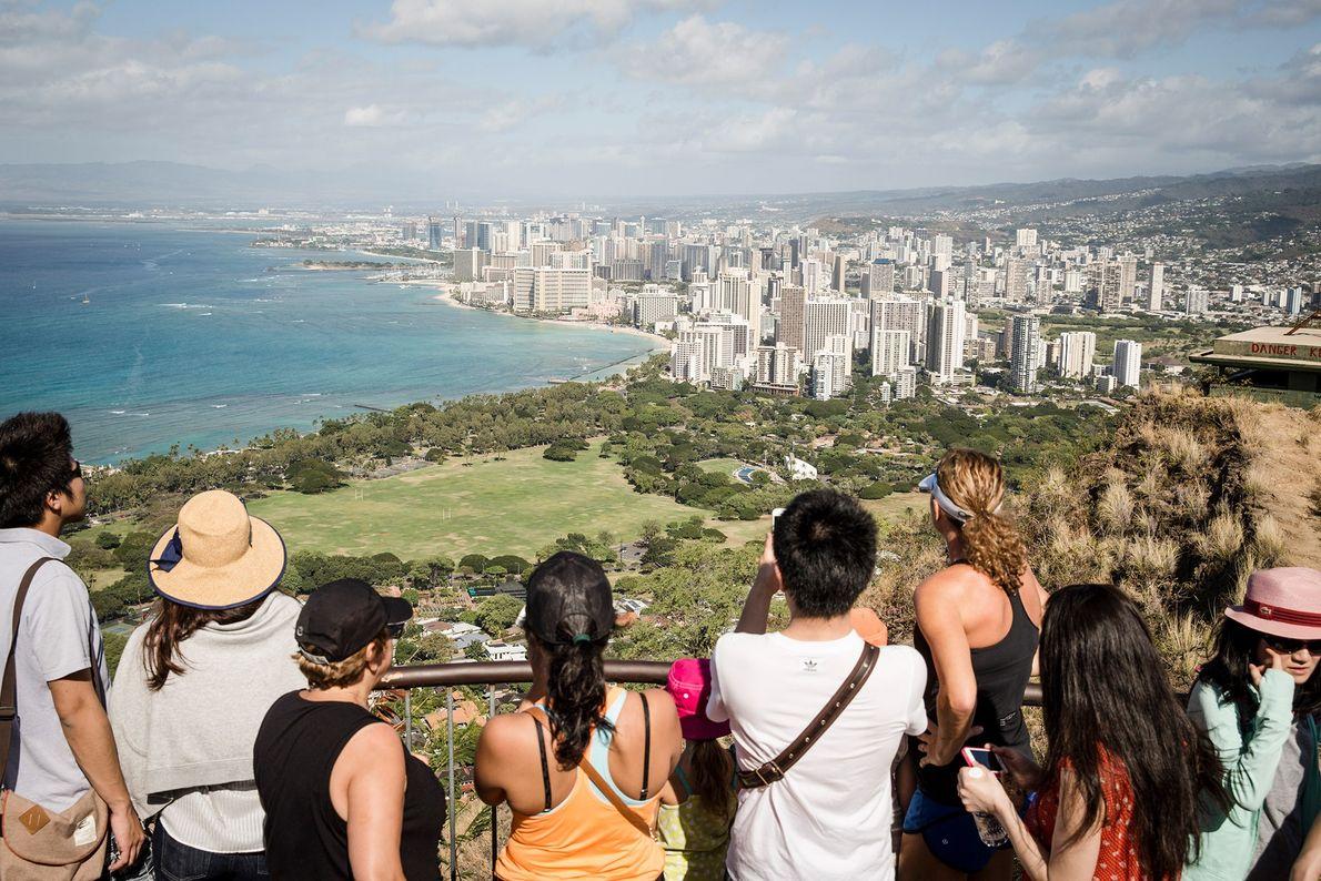 HONOLULU, HAVAI Razões para ir: O Havai está entre os estados dos EUA com a maior percentagem ...