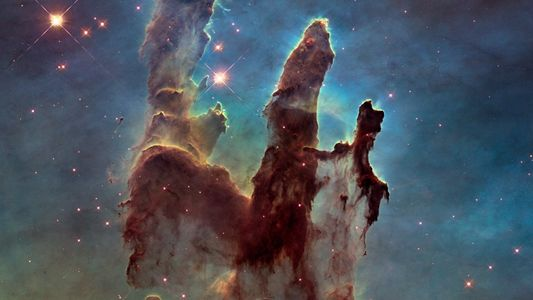 As 50 Melhores Fotografias Captadas pelo Hubble