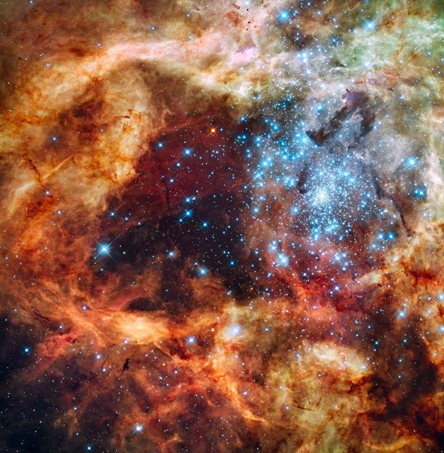 Veja 10 das Melhores Imagens do Hubble