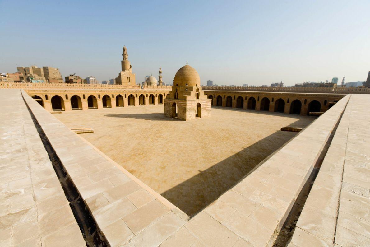 MESQUITA IBN TULUN, EGITO