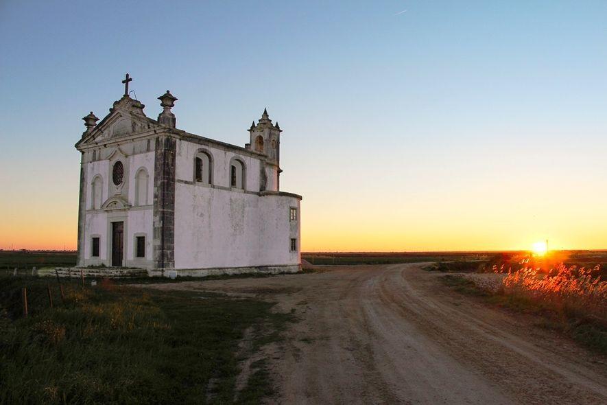 Igreja de Nossa Senhora de Alcamé, Vila Franca de Xira.