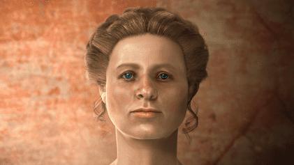 Desvendado rosto de residente da Amadora durante o Império Romano