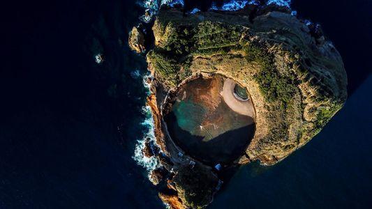 Imagens que Ilustram a Beleza do Movimento Aquático