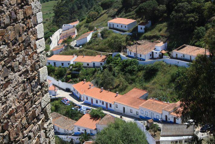 Vila de Aljezur