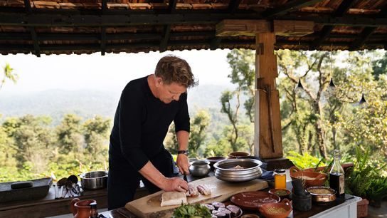 Durante as filmagens da segunda temporada de Gordon Ramsay: Uncharted da National Geographic, o famoso chef preparou ...