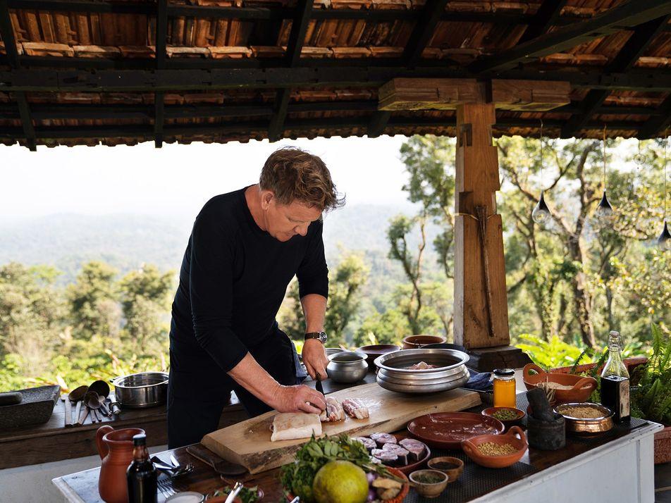 Como Cozinhar Uma Piranha? Gordon Ramsay Fala Sobre o que Aprendeu nas Suas Viagens Durante as ...