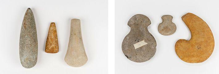 ferramentas de pedra