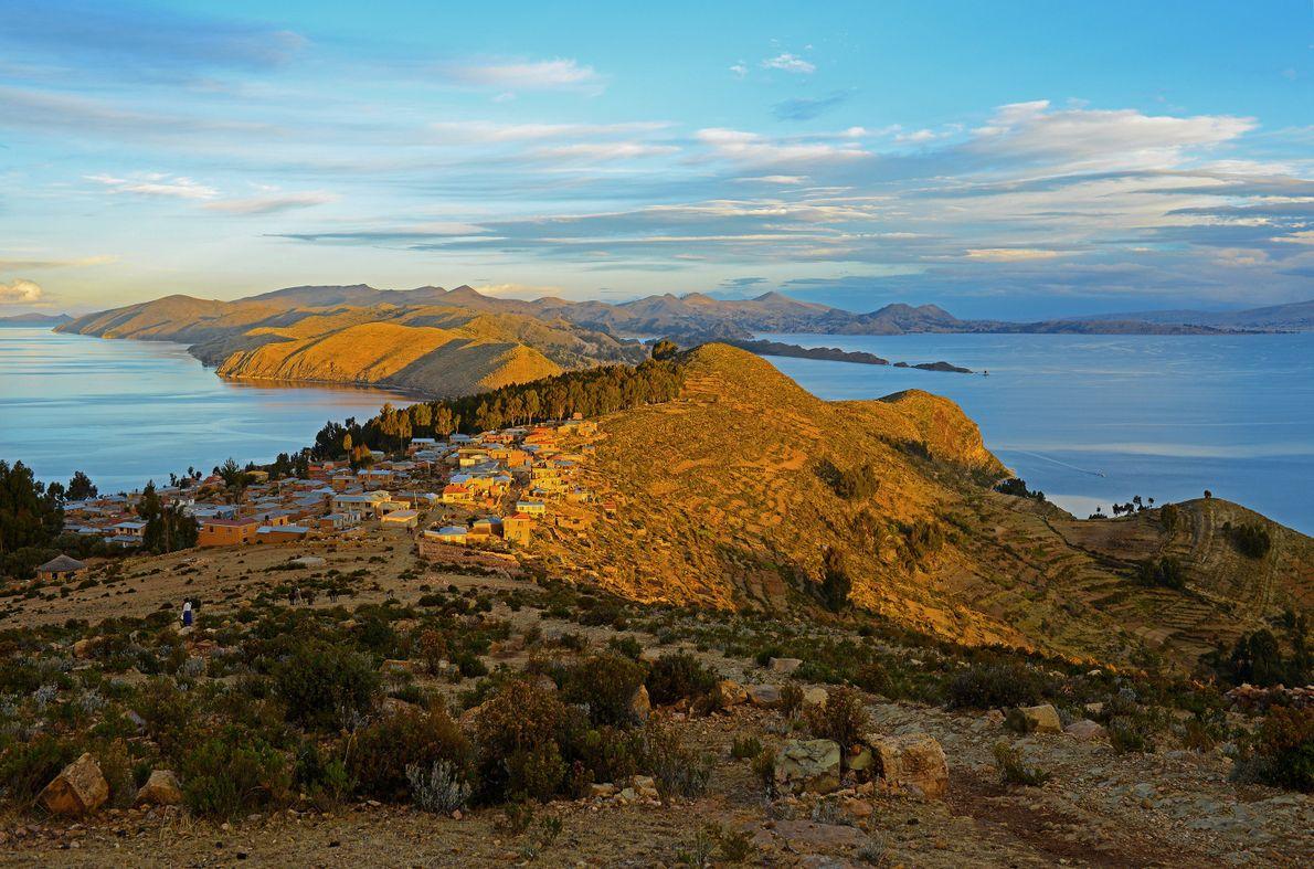 Isla del Sol, Bolívia