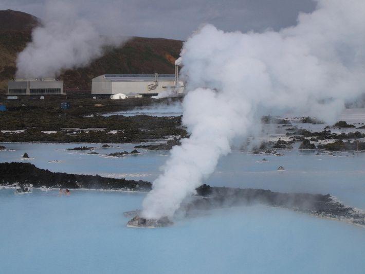 Graças às características geotérmicas do país, quase todas as casas têm aquecimento geotérmico na Islândia.