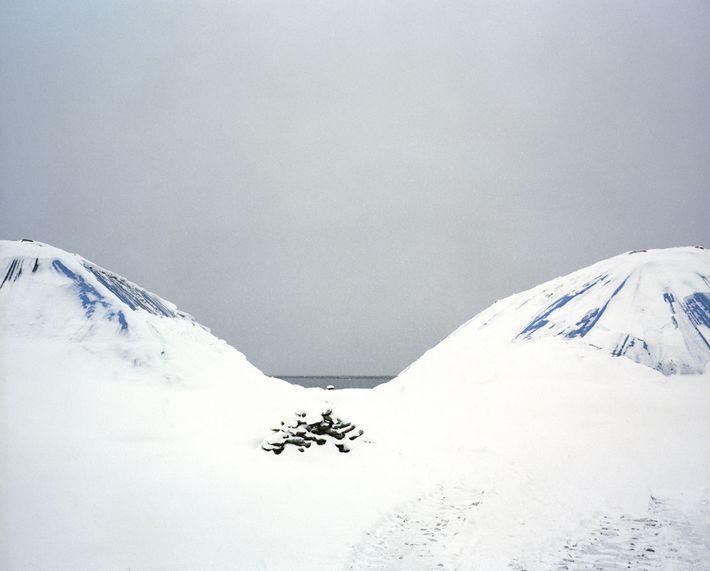 Neve no Japão