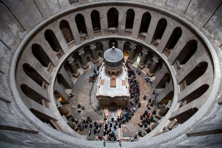Túmulo de Jesus Cristo