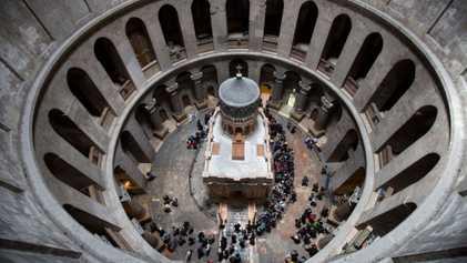 Exclusivo: Foi Revelada a Idade do Suposto Túmulo de Jesus Cristo